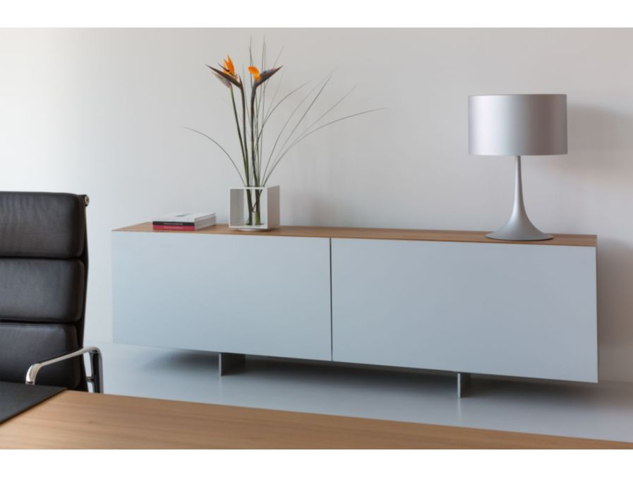 TIX - Armoire porte battante / Sideboard / Zoom by Mobimex