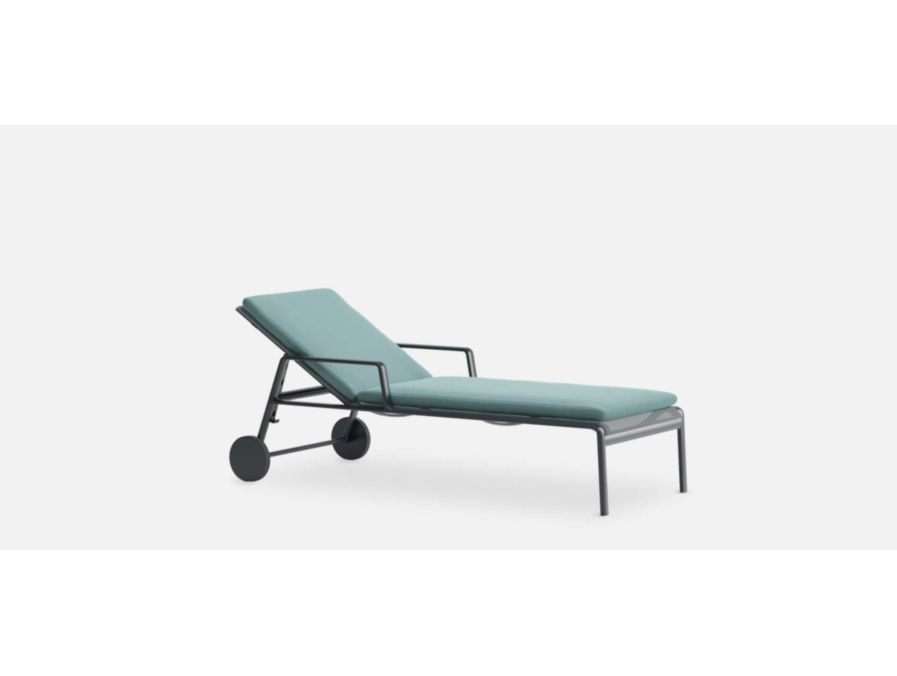 PARK LIFE - Chaise-longue outdoor / Kettal