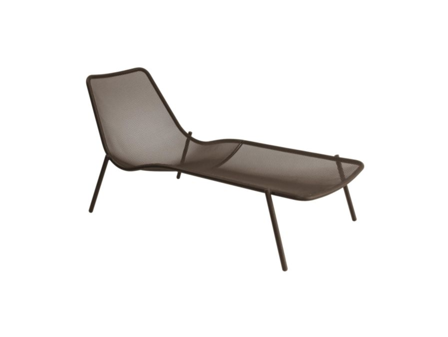 ROUND - Chaise-longue outdoor / Emu