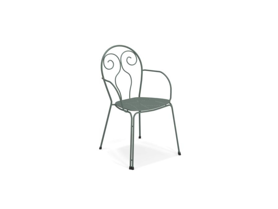 CAPRERA - Chaise HORECA Outdoor / Chaise outdoor / Emu