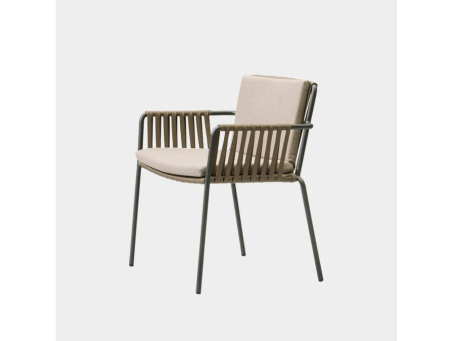 NET - Chaise outdoor / Kettal