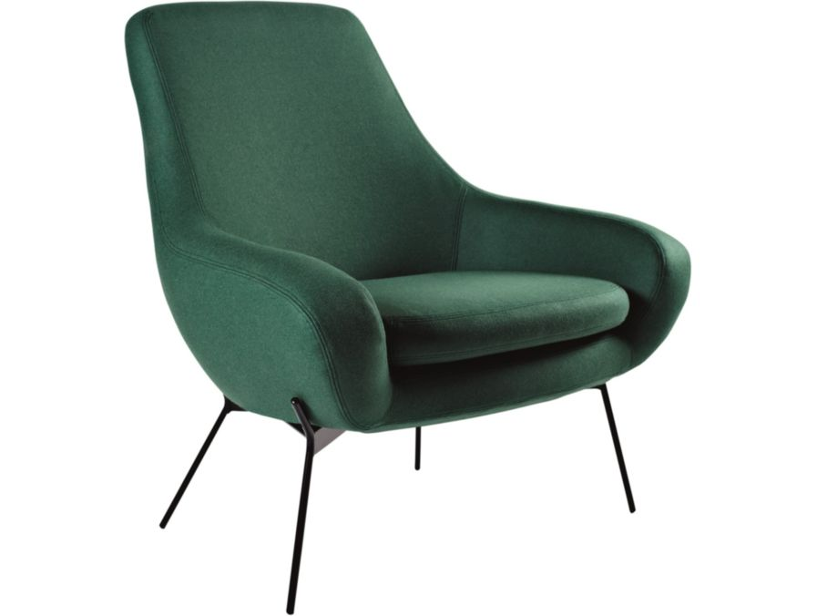 NOOMI STRING - Fauteuil / Fauteuil d'attente / Softline